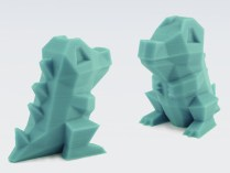totodile_low_poly
