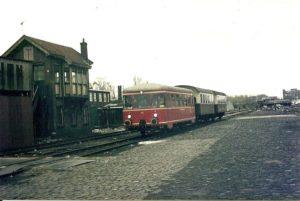 Amsterdam Haarlemmermeerstation 8 april 1972 post T