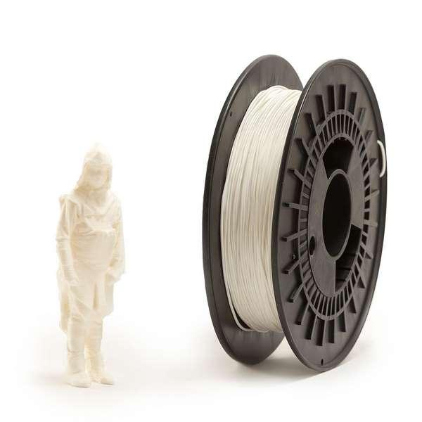 EUMAKERS FLEX filament White 1.75mm 500g