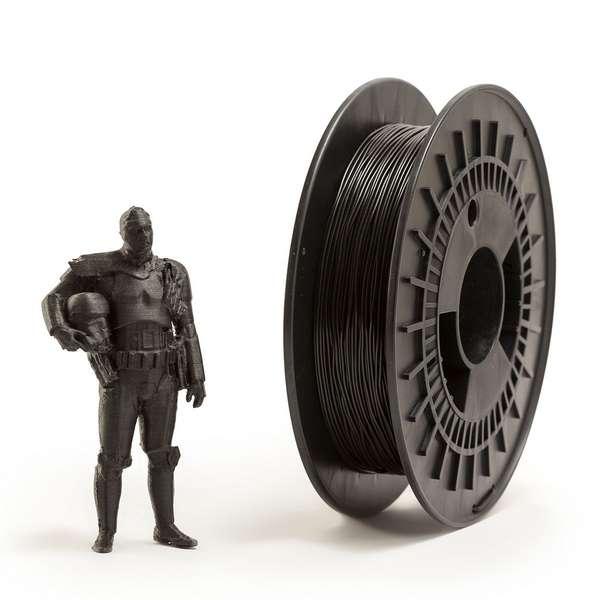 EUMAKERS NYLON filament Carbon Fibre 2.85mm 500g