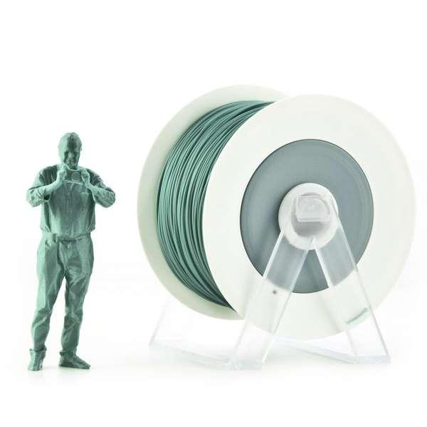 EUMAKERS PLA filament Metallic Green 1.75mm 1000g