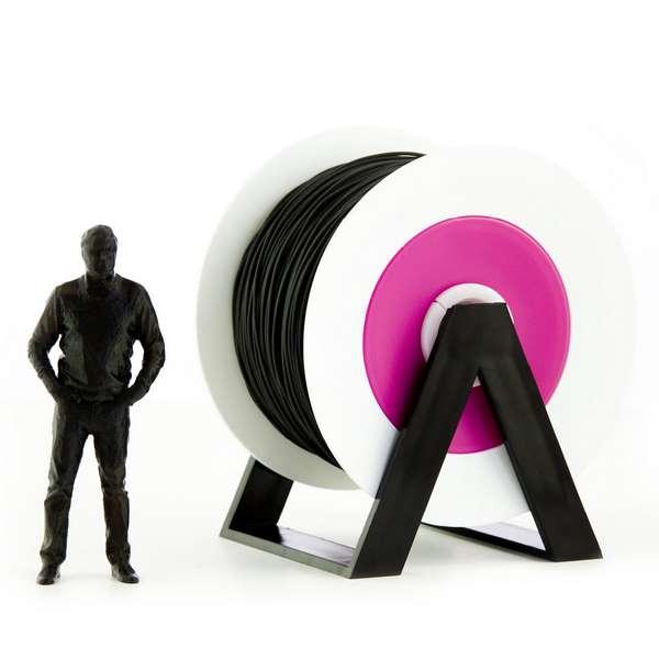 EUMAKERS PLA filament Dark Grey 2.85mm 1000g