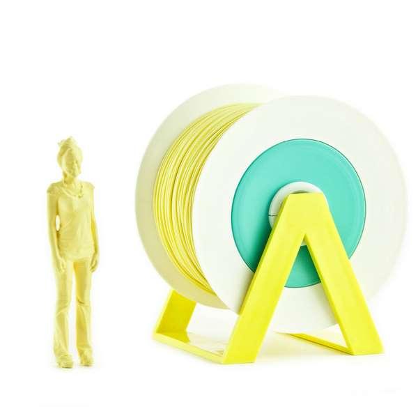 EUMAKERS PLA filament Ochre Yellow 2.85mm 1000g