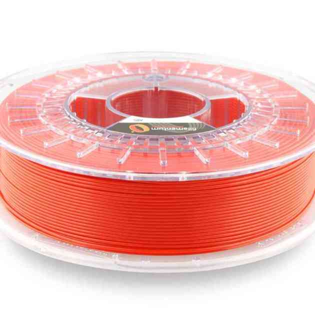 Fillamentum ABS Extrafill Traffic Red 2.85mm 750g