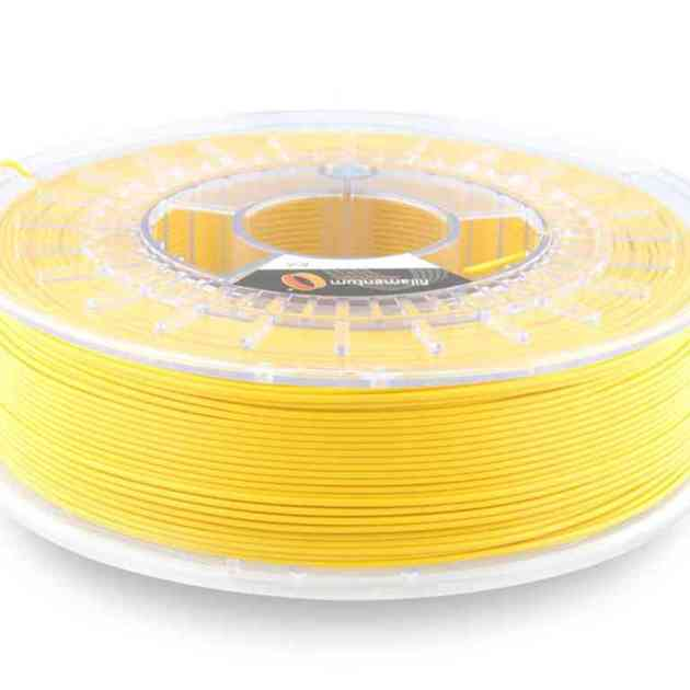 Fillamentum ASA Extrafill Traffic Yellow 2.85mm 750g