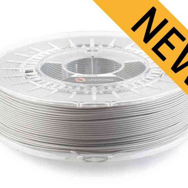 Fillamentum Nylon FX256 Metallic Grey 1.75mm 750g