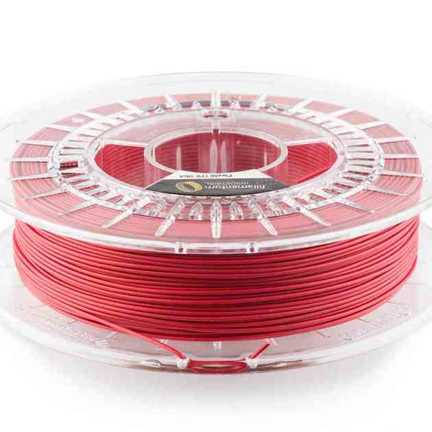 Fillamentum TPE 96A Flexfill Signal Red 1.75mm 500g
