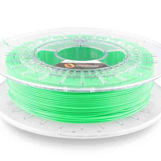 Fillamentum TPU 92A Flexfill Luminous Green 1.75mm 500g