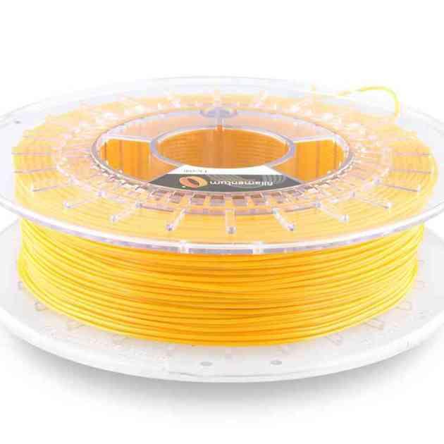 Fillamentum TPU 98A Flexfill Signal Yellow 1.75mm 500g