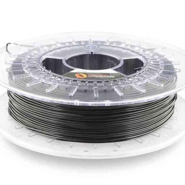 Fillamentum TPU 98A Flexfill Traffic Black 2.85mm 500g