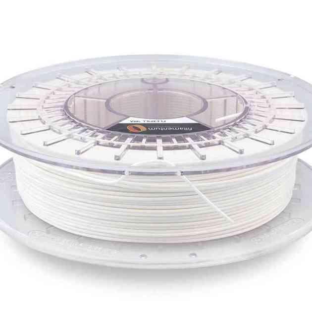 Fillamentum TPU 98A Flexfill Traffic White 2.85mm 500g
