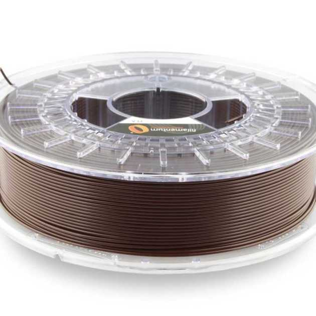 Fillamentum PLA Extrafill Chocolate Brown 1.75mm 750g