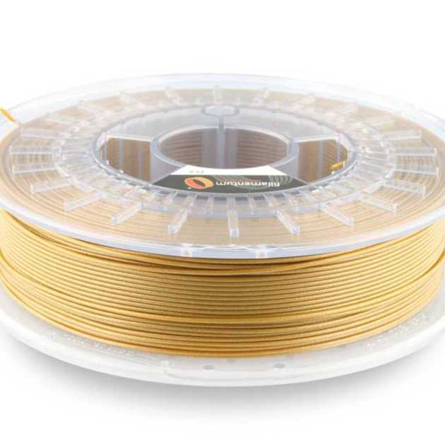 Fillamentum PLA Extrafill Gold Happens 2.85mm 750g