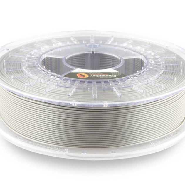 Fillamentum PLA Extrafill Metallic Grey 1.75mm 750g