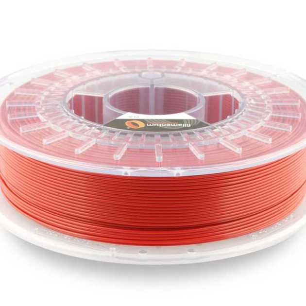 Fillamentum PLA Extrafill Signal Red 1.75mm 750g