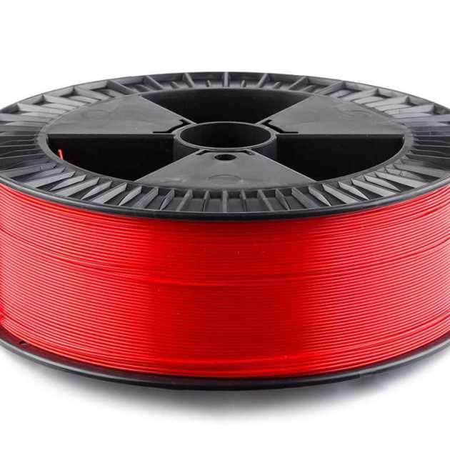 Fillamentum PLA Extrafill Traffic Red 2.85mm 2500g