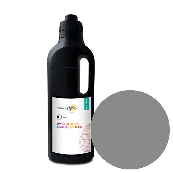 UV LASER Firm Resin SLA GREY 1000ml - Photocentric3D