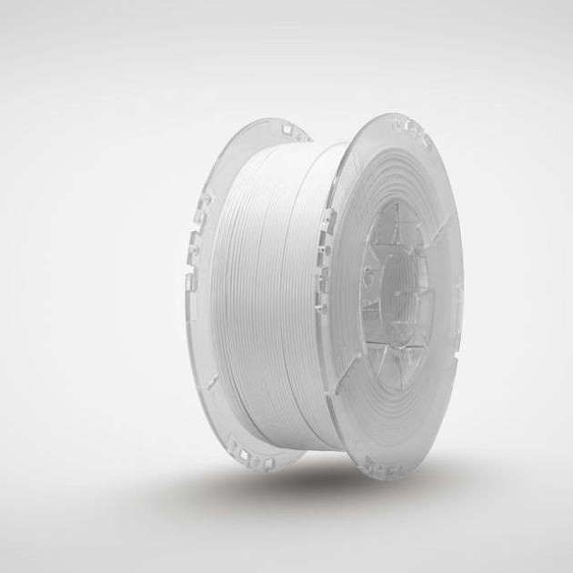 E-HT PLA filament Polar White 1.75mm 200g