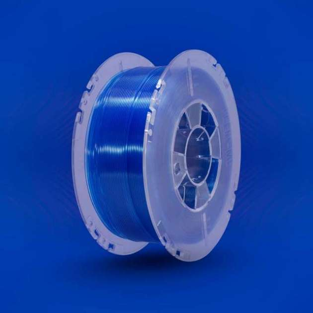Lucent PLA filament Blue Lagoon 1.75mm 200g