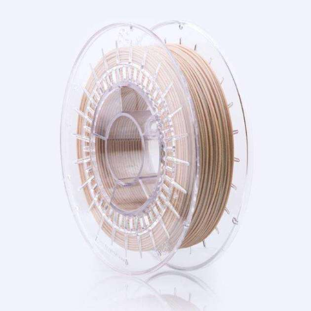 SmartFit PLA filament Natural Fibre Wood 1.75mm 450g