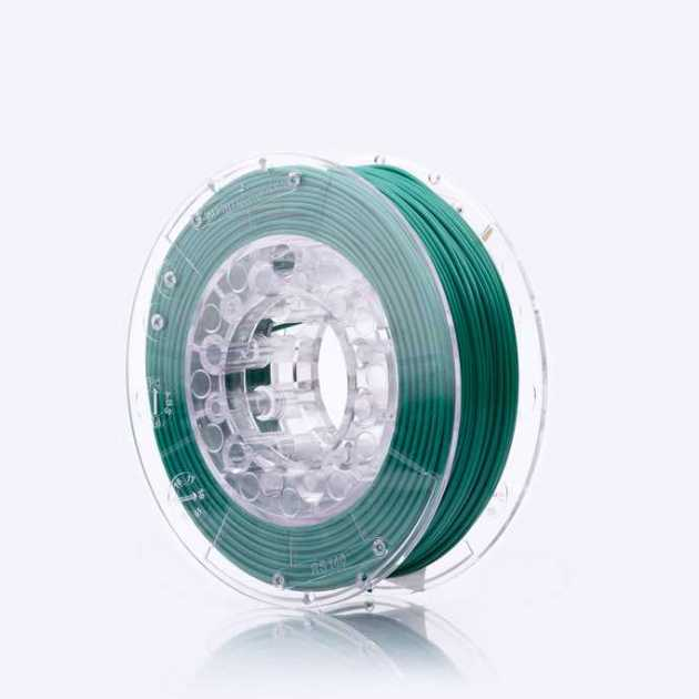 Smooth ABS filament Dark Green 1.75mm 200g