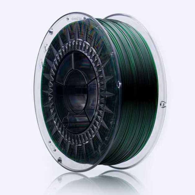 Swift PETG filament Green Bottle 1.75mm 1000g