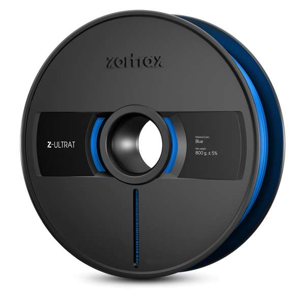 Zortrax Z-ULTRAT filament Blue 800g