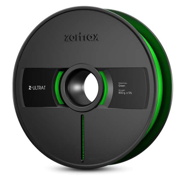 Zortrax Z-ULTRAT filament Green 800g