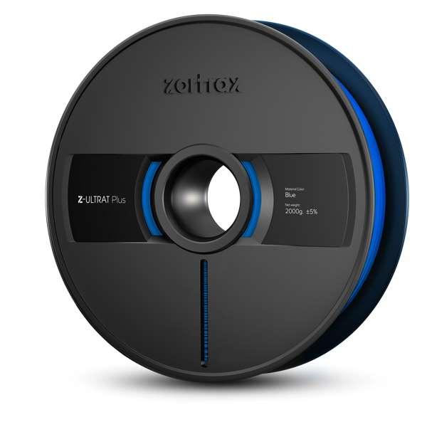 Zortrax Z-ULTRAT Plus filament Blue 2000g