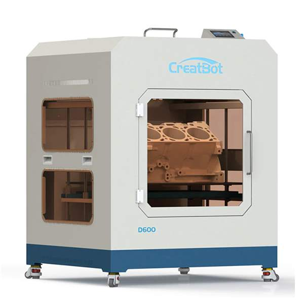 CREATBOT D600 PRO - 3D tiskalnik