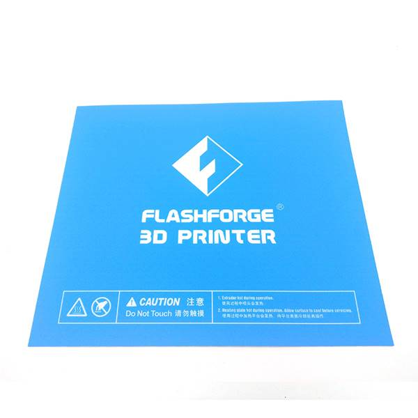 Flashforge Guider II - Samolepilna podloga za tiskanje