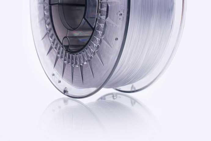 3Dshark PETG filament Natural 1000g 1.75mm