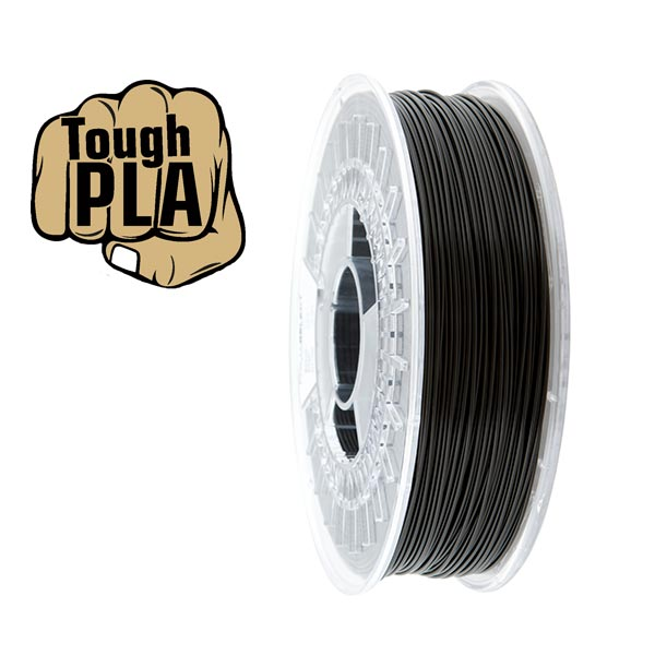 Tough PLA filament Black 1.75mm 750g