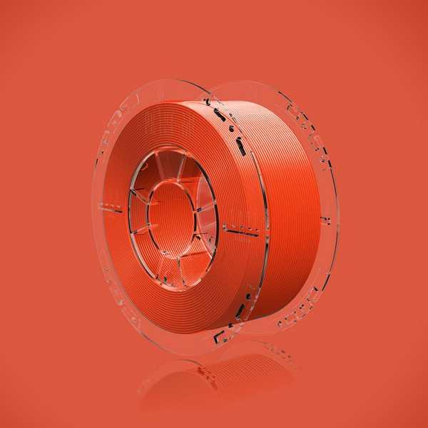 3Dshark PETG filament Neon Red 1000g 1.75mm