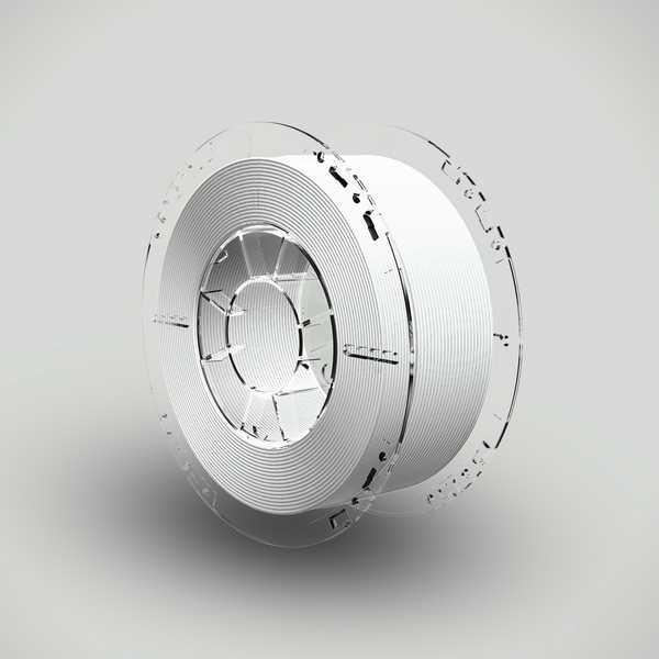 3Dshark PETG filament White 1000g 1.75mm