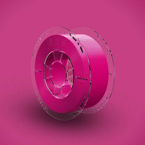 3Dshark PETG filament Raspberry Pink 1000g 1.75mm