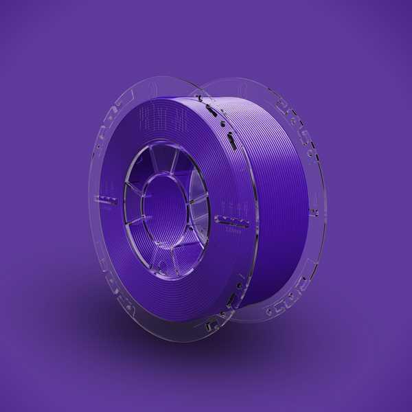 3Dshark PETG filament Violet Glass 1000g 1.75mm