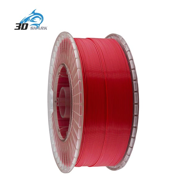 3DSHARK PLA filament Red 2500g 1.75mm