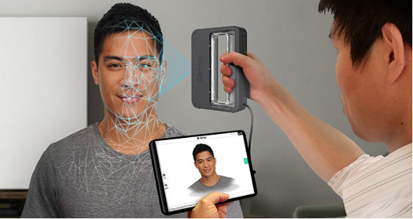 Máy quét 3D phân khúc giá rẻ