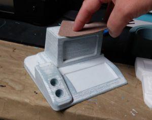 Cách xử lý sau in 3D nhựa PLA