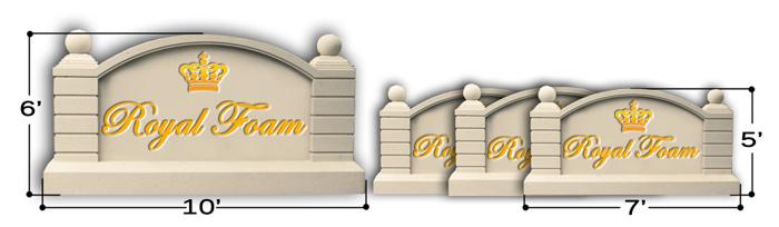 Custom Monument Signs