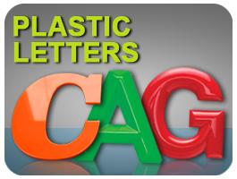 Plastic Letters