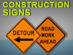 constructions signs