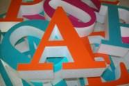 orange-letter-a