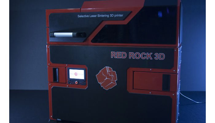 red rock sls printer