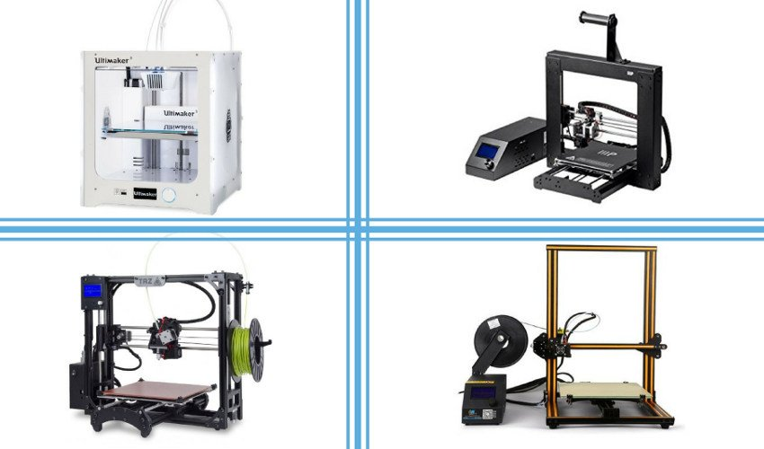 The Top 10 Best FDM 3D Printers of 2018 Ranked