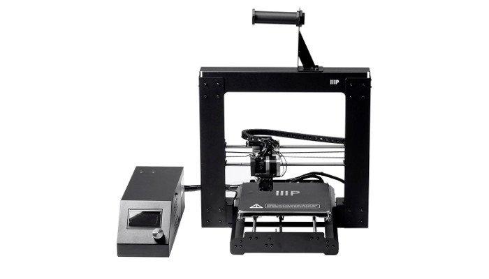 dual extruder 3d printer monoprice maker select