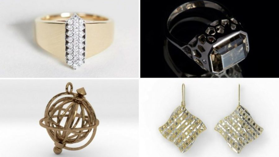 3d printed jewelry brands