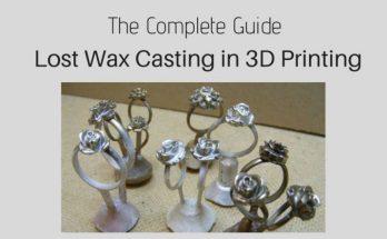 lost wax casting 3d printing