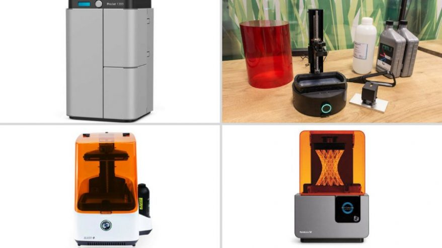 The 15 Best Resin (SLA/DLP) 3D Printers 2019 For ALL Price Ranges!